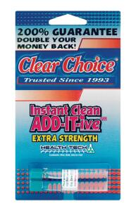 Instant Clean ADD-IT-ive
