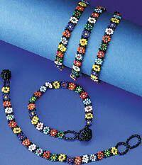 Seed Bead Jewelry | Seed Bead Necklaces | Seed Bead Bracelets